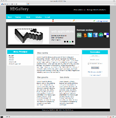 XDGallery