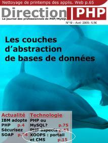 Direction PHP Avril 2005