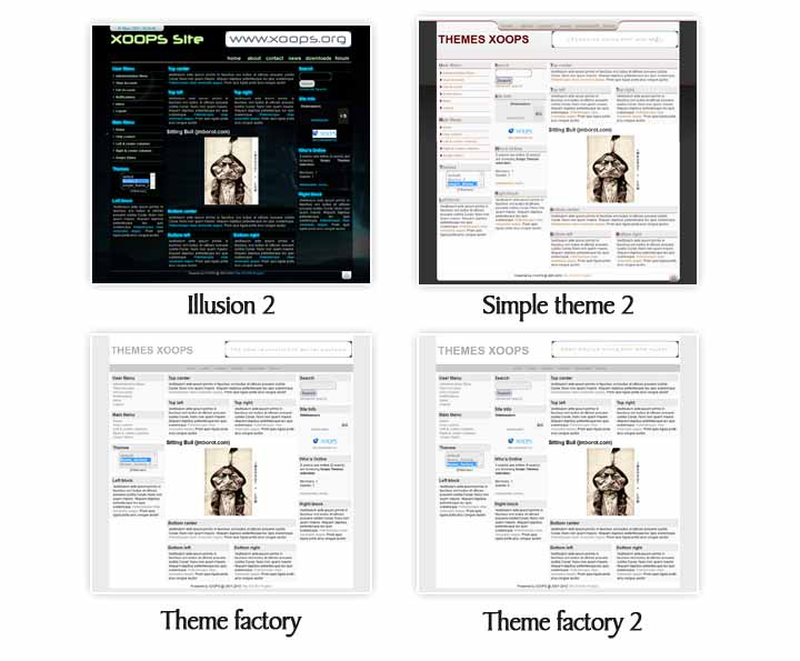 AngeloRocha themes