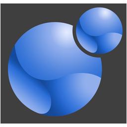 Xoops logo bleuroy 256x256