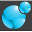 Xoops logo bluelagoon 64x64