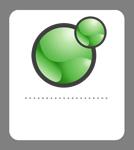 Xoops badge green 134x150