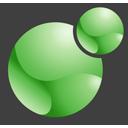 Xoops logo green 128x128