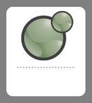Xoops badge kaki 134x150