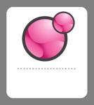 Xoops badge rose 134x150