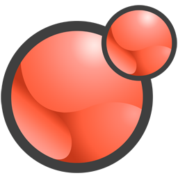 Xoops logo saumon 256x256