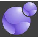 Xoops logo violet 128x128