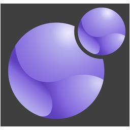 Xoops logo violet 256x256
