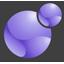 Xoops logo violet 64x64